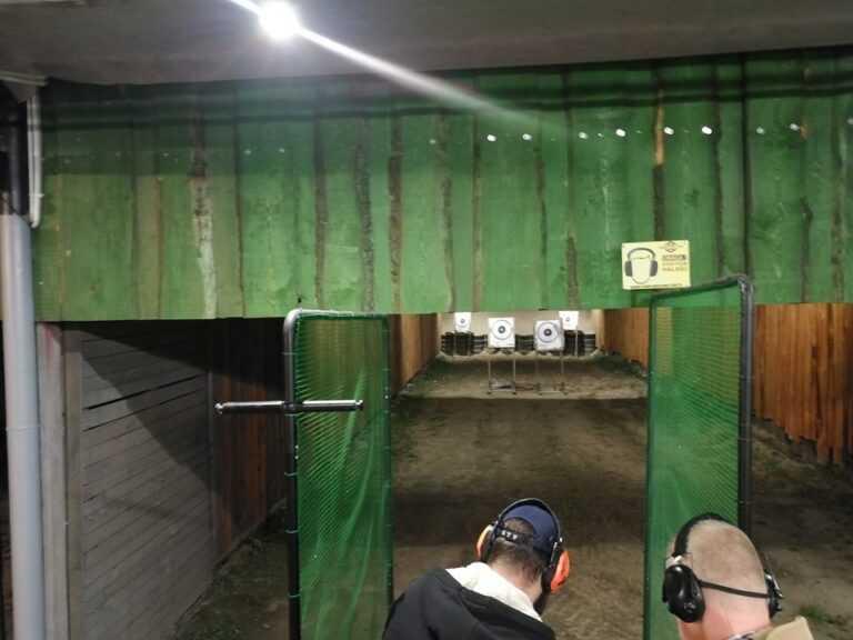 Strzelnica Czarnoprochowa - Warsaw Gun Club - tor czarnoprochowy