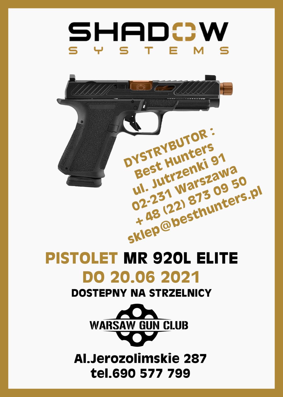 MR920L Elite